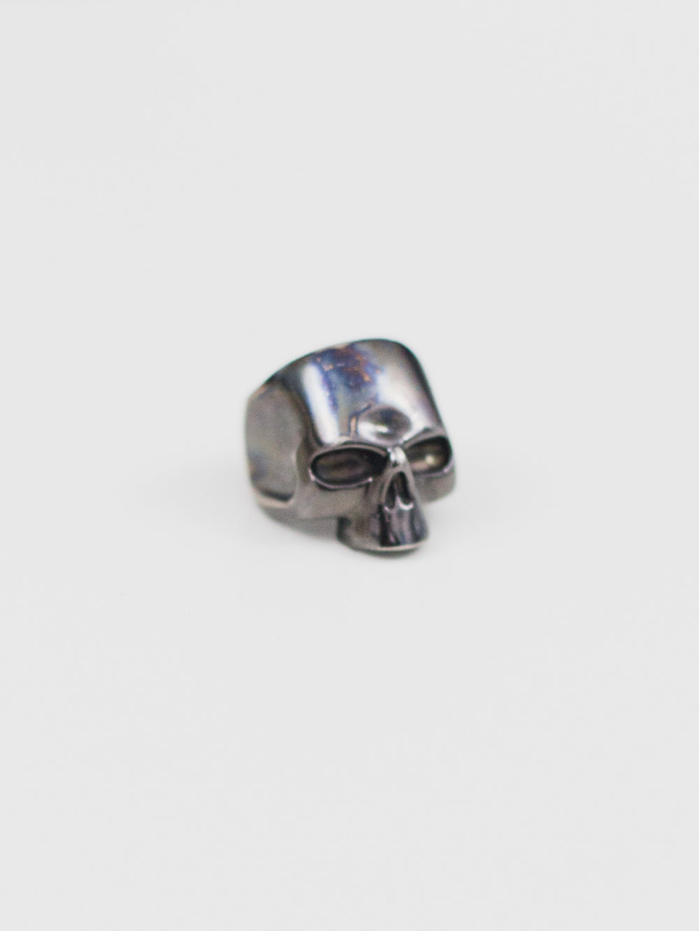 Number (N)ine x Jam Home Made SS04 Silver Skull Ring