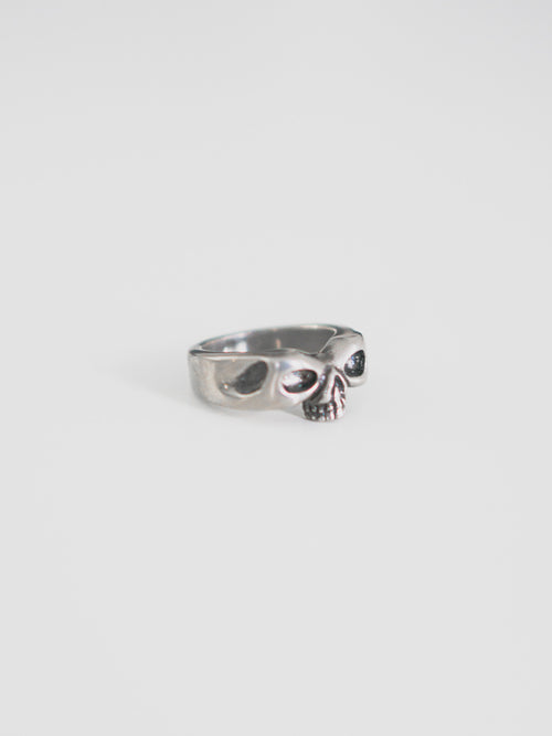 Number (N)ine x Jam Home Made SS04 Small Skull Ring