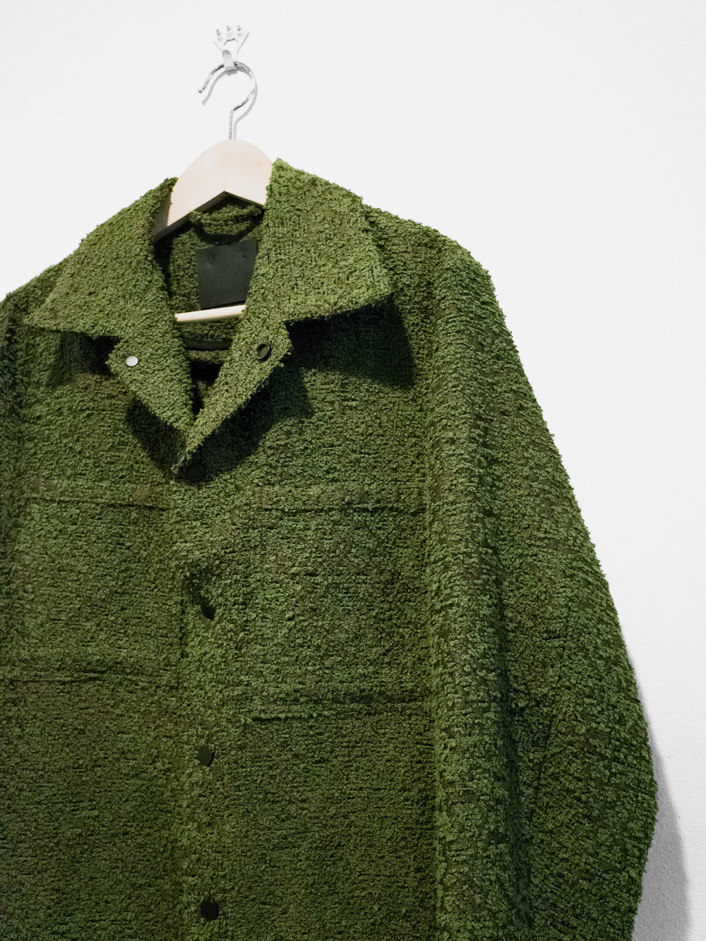 Craig Green AW16 Bouclé Workwear Jacket