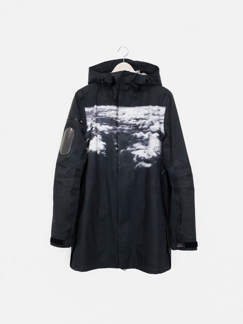 Undercover SS09 Clouds Gore-Tex Parka