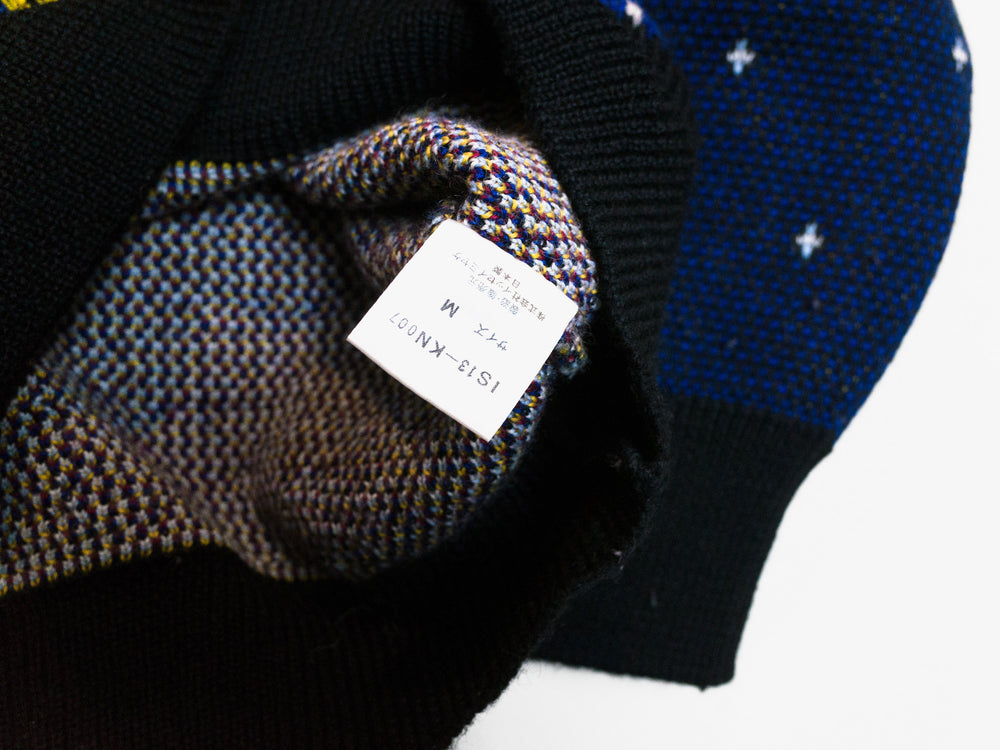 Issey Miyake Issey Sport Space Sweater