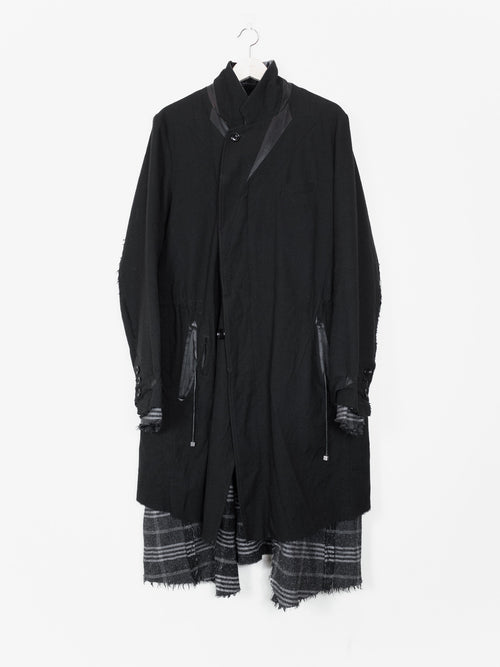 Takahiromiyashita The Soloist AW14 Layered Chester Coat
