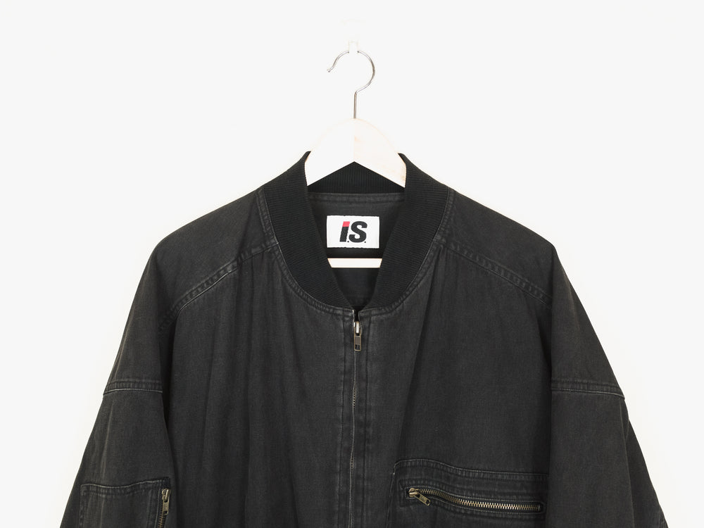Issey Miyake Issey Sport MA-1 Bomber