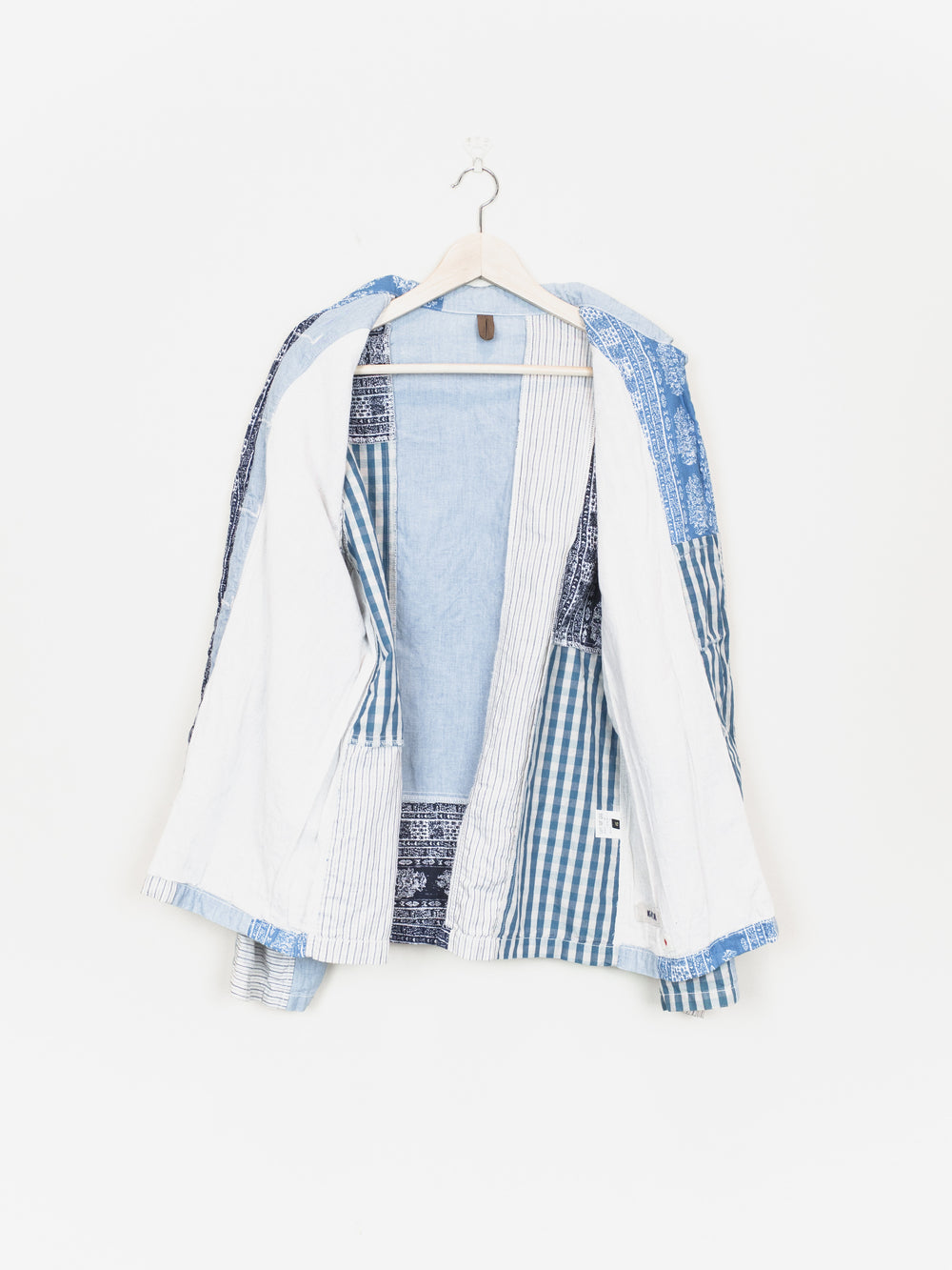 Kapital Patchwork China Shirt-Jacket