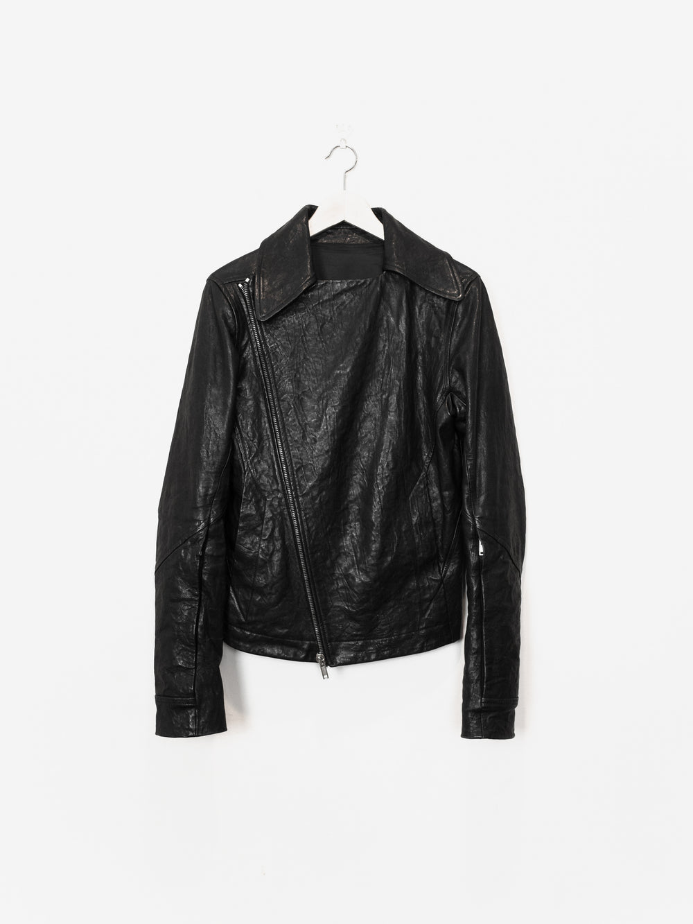 Rick Owens AW09 Berger Leather Jacket