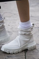 Rick Owens SS18 Hiking Sock Boot