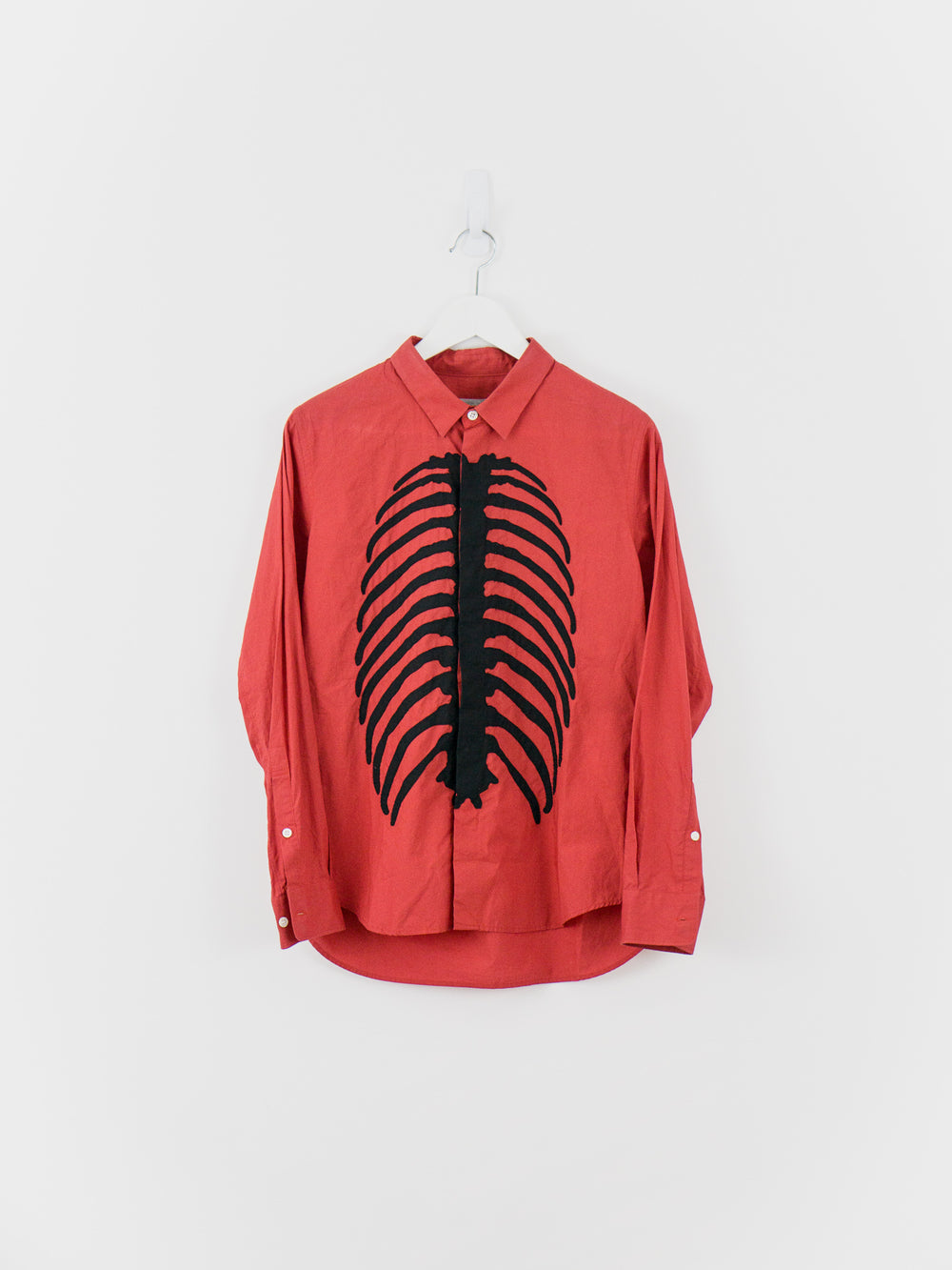 Undercover AW13 Ribcage Dress Shirt