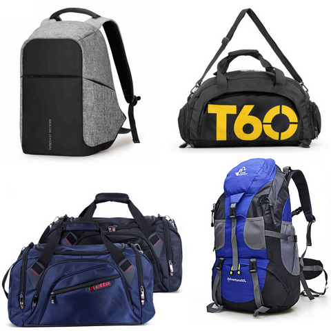 Gym Bags & Backpacks