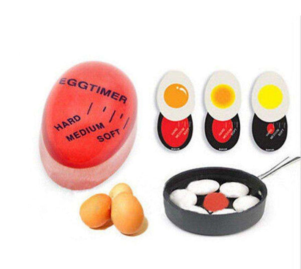 Perfect Egg Timer for Boiling Eggs