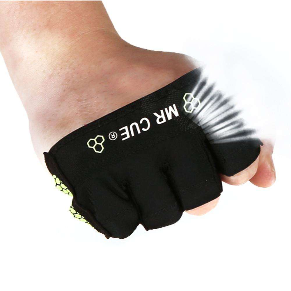 Half Finger Weight Lifting Gloves For Bodybuilding And