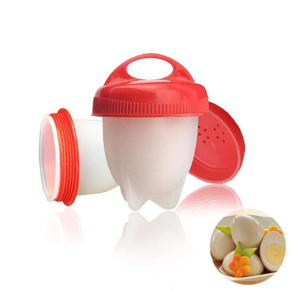 Egglettes Hard Boiled Egg Cooker - 6pcs/set