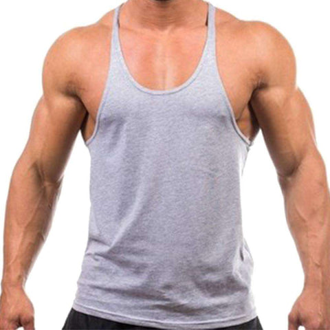 Men's Tank Top for Bodybuilding - High Quality