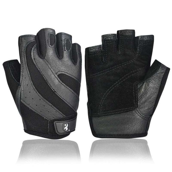 Pro Training Gym Gloves Black