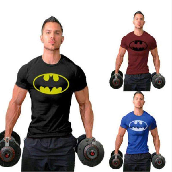 Batman Fitness Tshirt