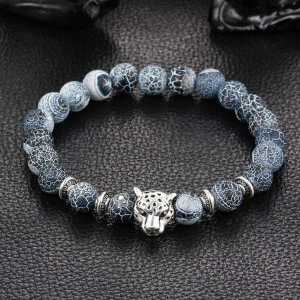 FREE Leopard head beaded Bracelet