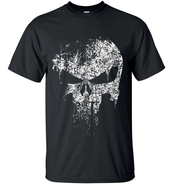 Punisher Skull Tshirt 2017
