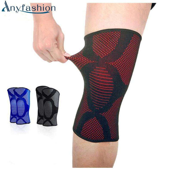 Knee Sleeve for Support and Brace - 1 pair 3 Colors