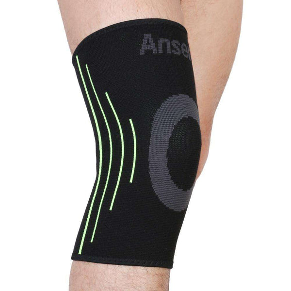 Elastic Knee Sleeve for Support and Brace (Bodybuilding)