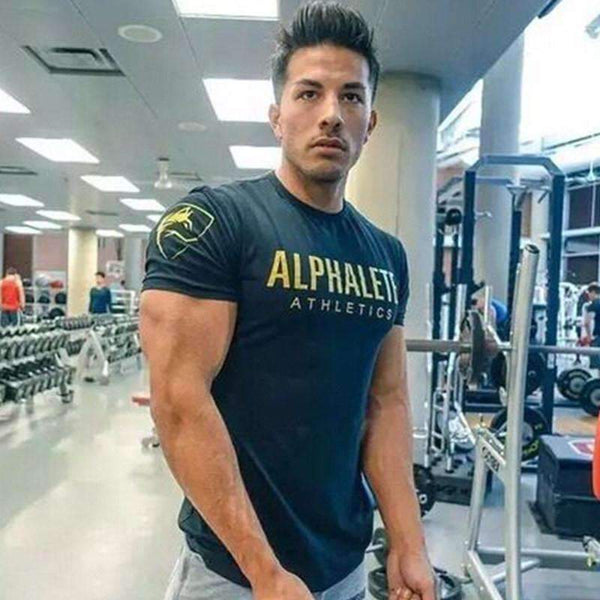Athletic Bodybuilding Tshirt 2017