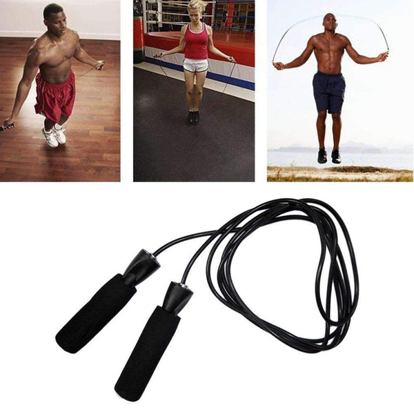 Bearing Skip Rope Cord Speed Fitness Aerobic Jumping Exercise Equipment Adjustable Boxing Skipping Sport Jump Rope Free Shipping
