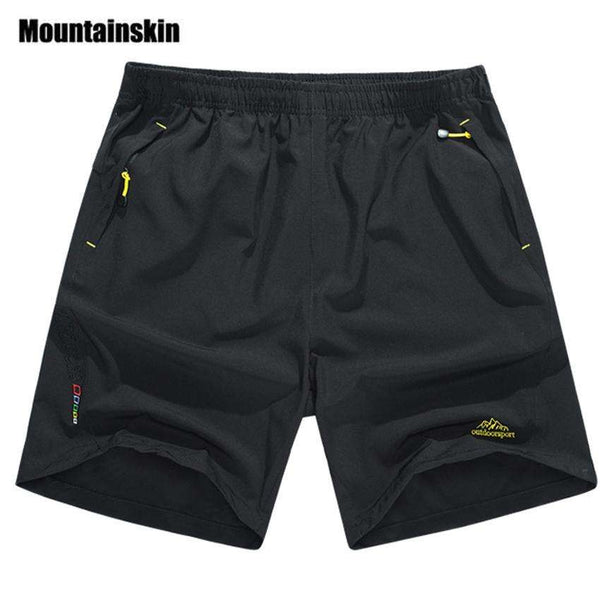 Summer Men's Quick Dry Breathable Shorts