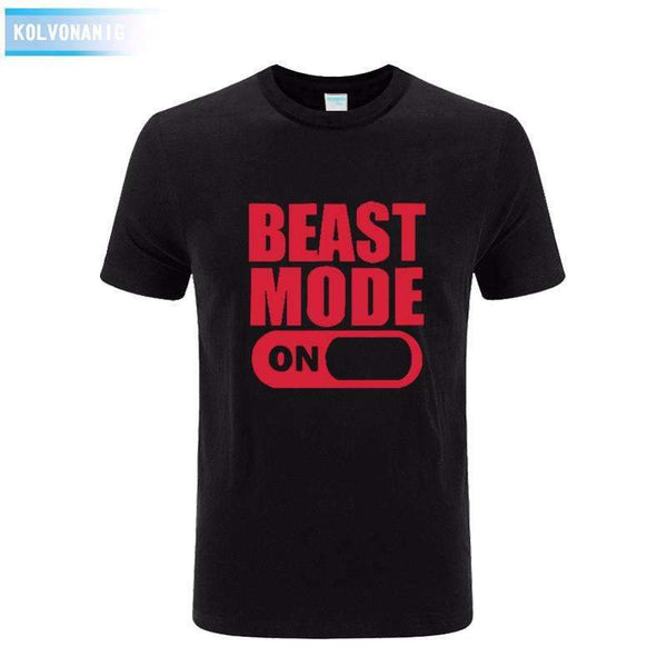 Beast Mode ON Tshirt for Beasts