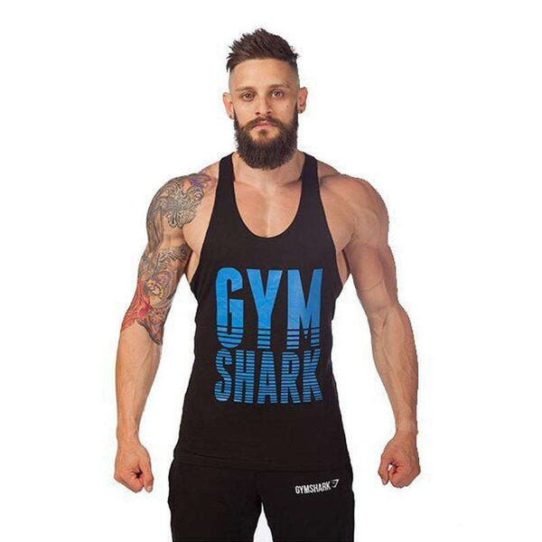 Crossfit Gym Vest Bodybuilding Tank top