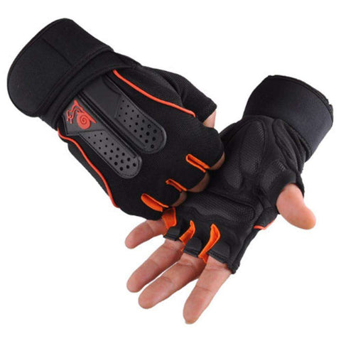 High Quality Weightlifting Gym Gloves for Bodybuilding