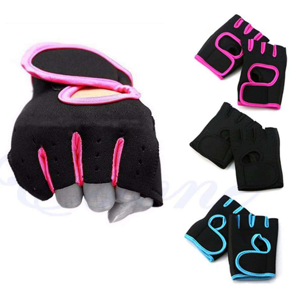Durable Fitness Gloves Padded - High Quality