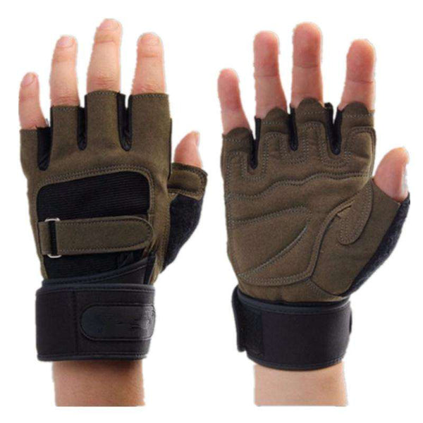 Weight Lifting Gym Gloves for Training