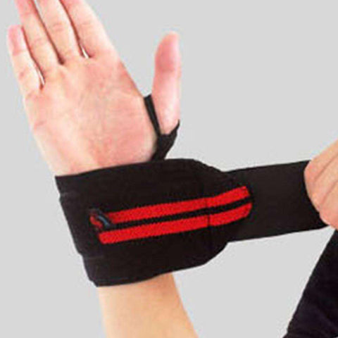 FREE Weightlifting Wrist Wraps - High Quality