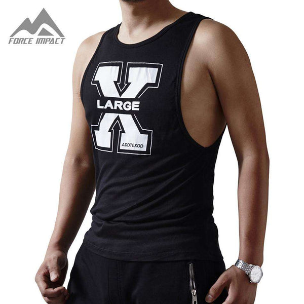 Low Cut Armhole Bodybuilding Gym Tank Top - High Quality