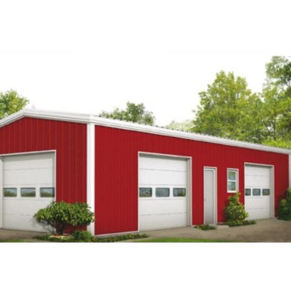 Steel - Metal Buildings