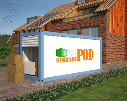 Self Storage Pods