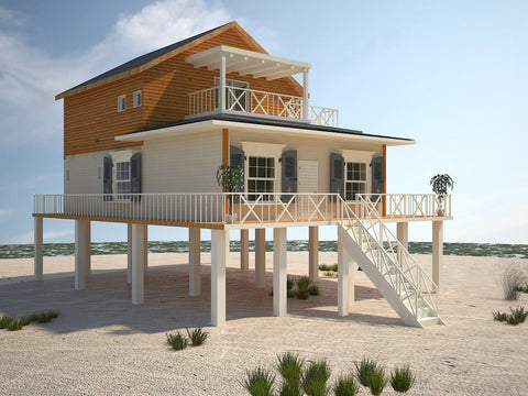 Coastal Beach Homes