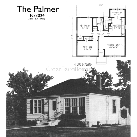 Floorplan and house preview