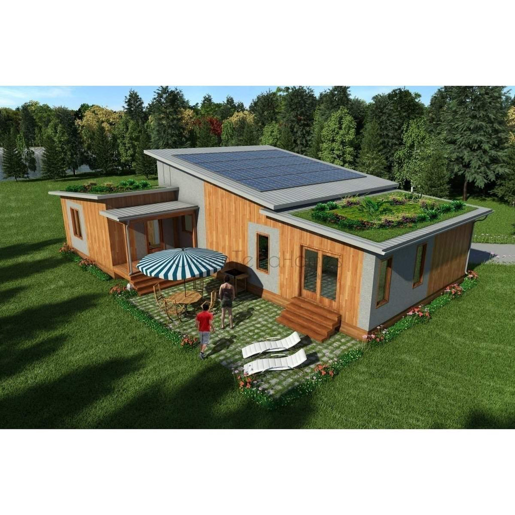 Shell Home 5br2ba1696sf Aurora Shell Package on Small Modular Green Pods Homes