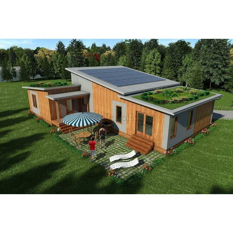 Prefab Homes Kit Home 5BR 2BA 1,696 sf Aurora Prefab Modern Kit Houses-Kit Home-BryanBaeumler-GreenTerraHomes