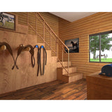 EQUESTRIAN HORSE BARN 9 STALL STABLE - THE LIPIZZAN STABLE