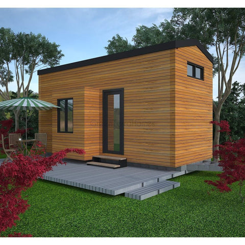 tiny home by greenterrahomes. Black Bedroom Furniture Sets. Home Design Ideas
