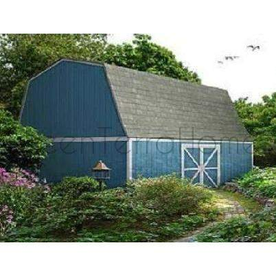 Steel Garden Sheds Gambrel Storage Shed Lean To For