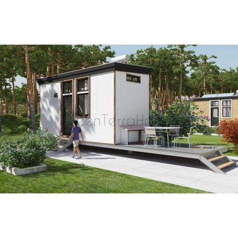 Greenterrahomes Tiny Home Framing Kit 8'X20' 1Br 1Ba 160Sf +74Sf Loft