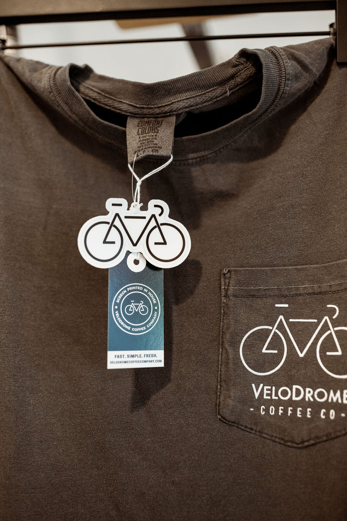 Velodrome Printed Long Sleeve T