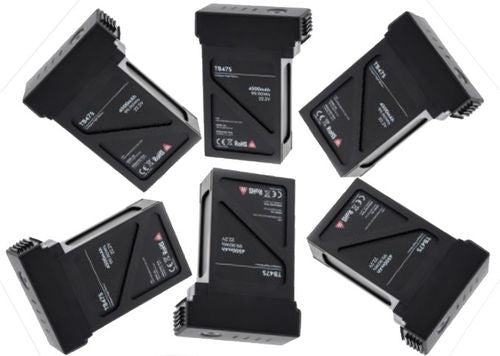 MATRICE 600 Intelligent Flight Battery TB47S (6PCS)