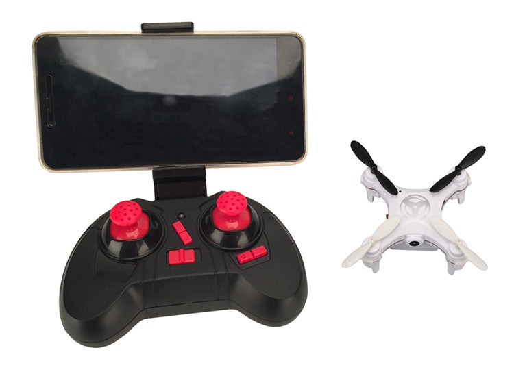 DWI X3 Micro WIFI Quadcopter - FPV Drone with HD Camera