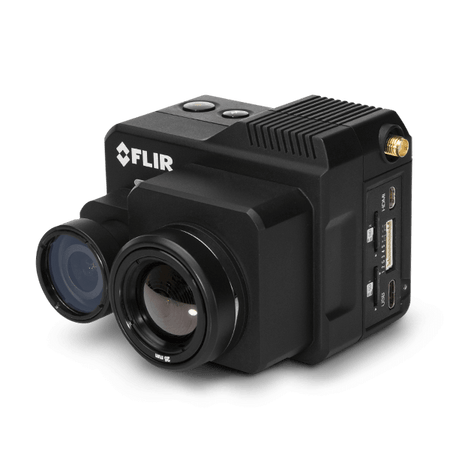 FLIR DUO Pro R - 640x512 Resolution - Dual Thermal Imaging Camera