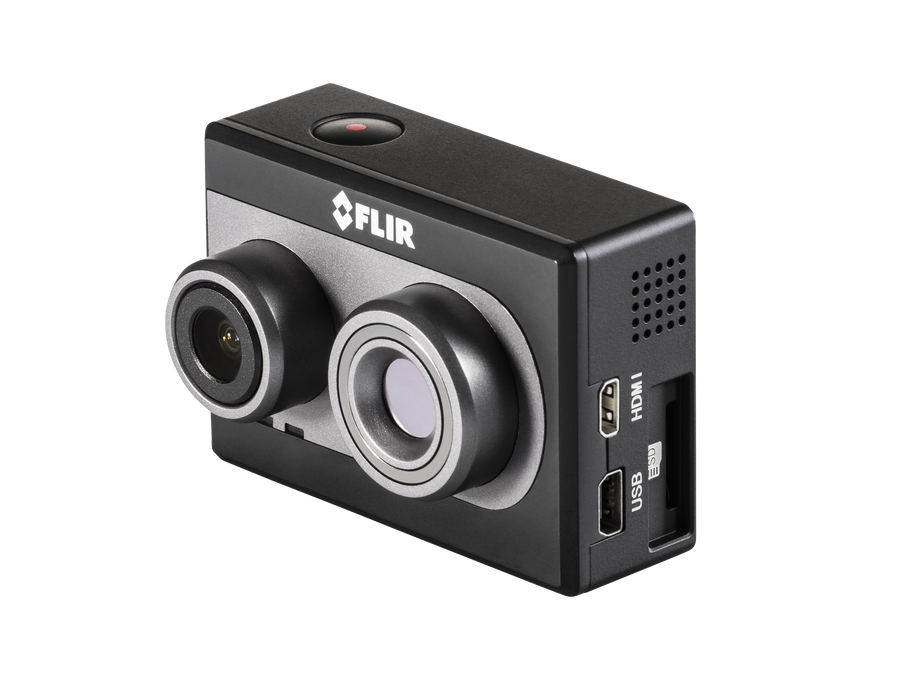 FLIR Duo Pro Camera - Compact dual-sensor thermal imager for drones.
