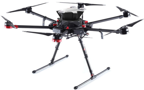 ParaZero SafeAir for DJI M200, M210 and M600