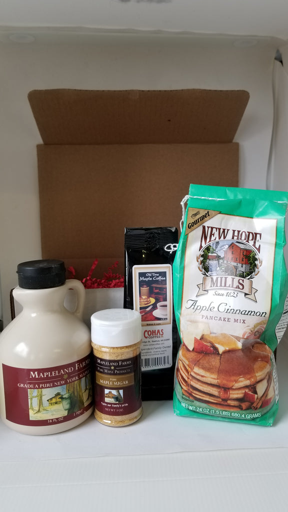 Breakfast Box Sampler