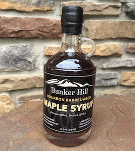 New batch of Bourbon Barrel-aged syrup is ready for holiday release